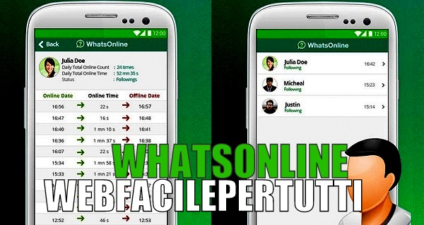 Whatsonline Apk Download  | Come Controllare Un Contatto Su WhatsApp Con WhatsOnline