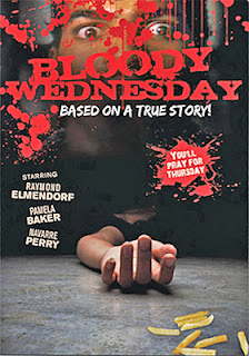 DVD & Blu-ray Release Report, Bloody Wednesday, Ralph Tribbey