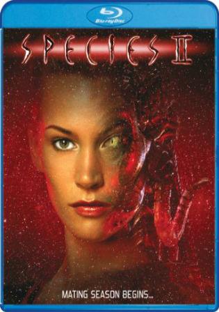 Species II (1998) BRRip 999Mb UNRATED Hindi Dual Audio 720p