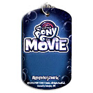 My Little Pony Applejack My Little Pony the Movie Dog Tag