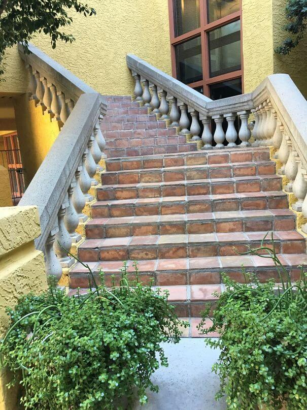 30 Hilarious Hotel Failures That Will Make Your Day - This Staircase At The Hotel I Was Staying At This Week