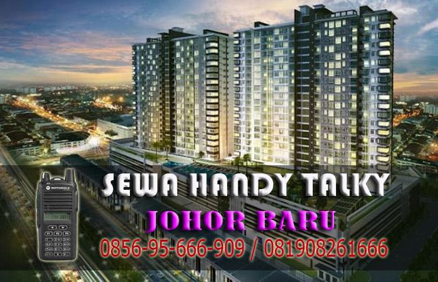Pusat Sewa HT Johor Baru Pusat Rental Handy Talky Area Johor Baru