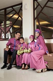 Trend Model Busana Muslim Modern Family Update