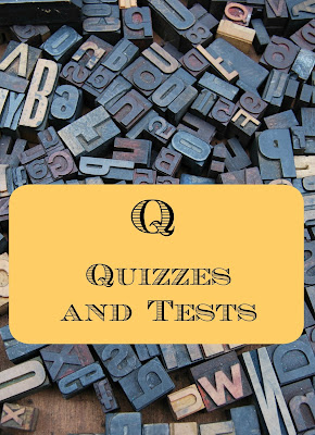 Quizzes and Tests on Homeschool Coffee Break @ kympossibleblog.blogspot.com