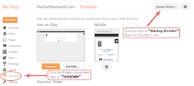 How to add new template to a Blog: Easy Steps