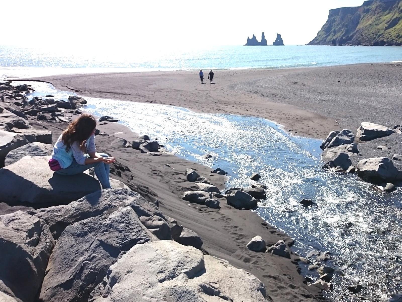 Vik, czarna plaża, Vik i Myrdal, Islandia, blog o Islandii, praca w Islandii, pani dorcia, blog podróżniczy, blog fotograficzny