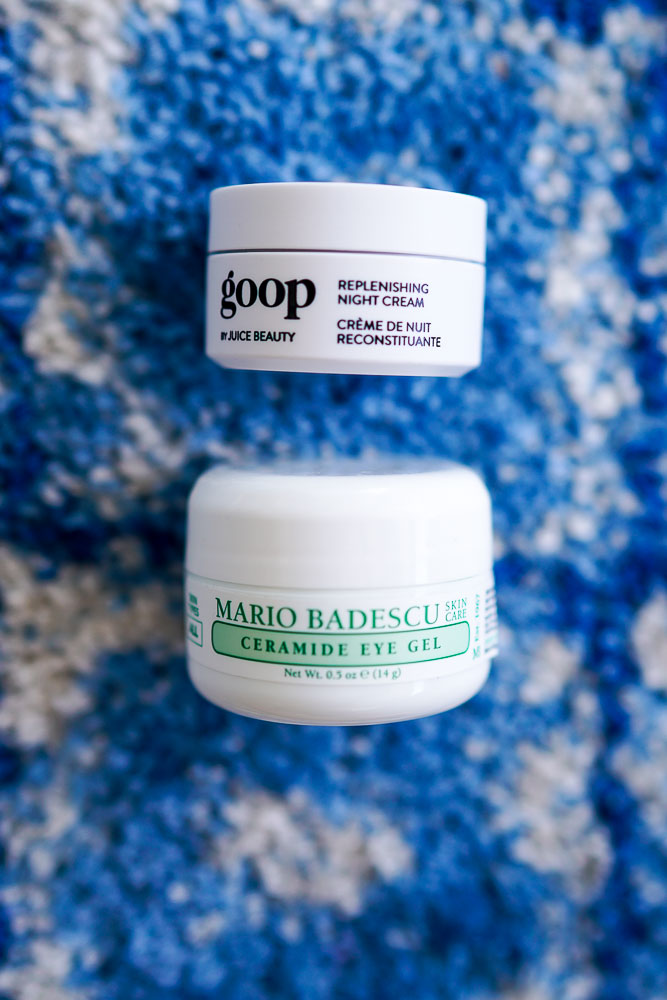 Mario Badescu Eye Gel, Skincare, Beauty Blogger, Beauty Tips, eye cream, goop, night creams