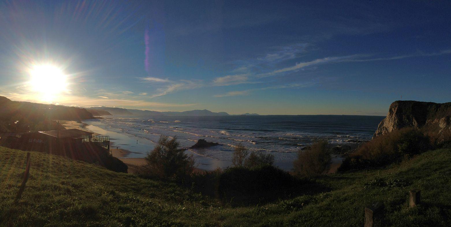 panoramica playa sopela o1