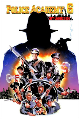 Police Academy 6: City Under Siege Poster