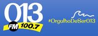 Rádio 013 FM 100,7 de Santos SP