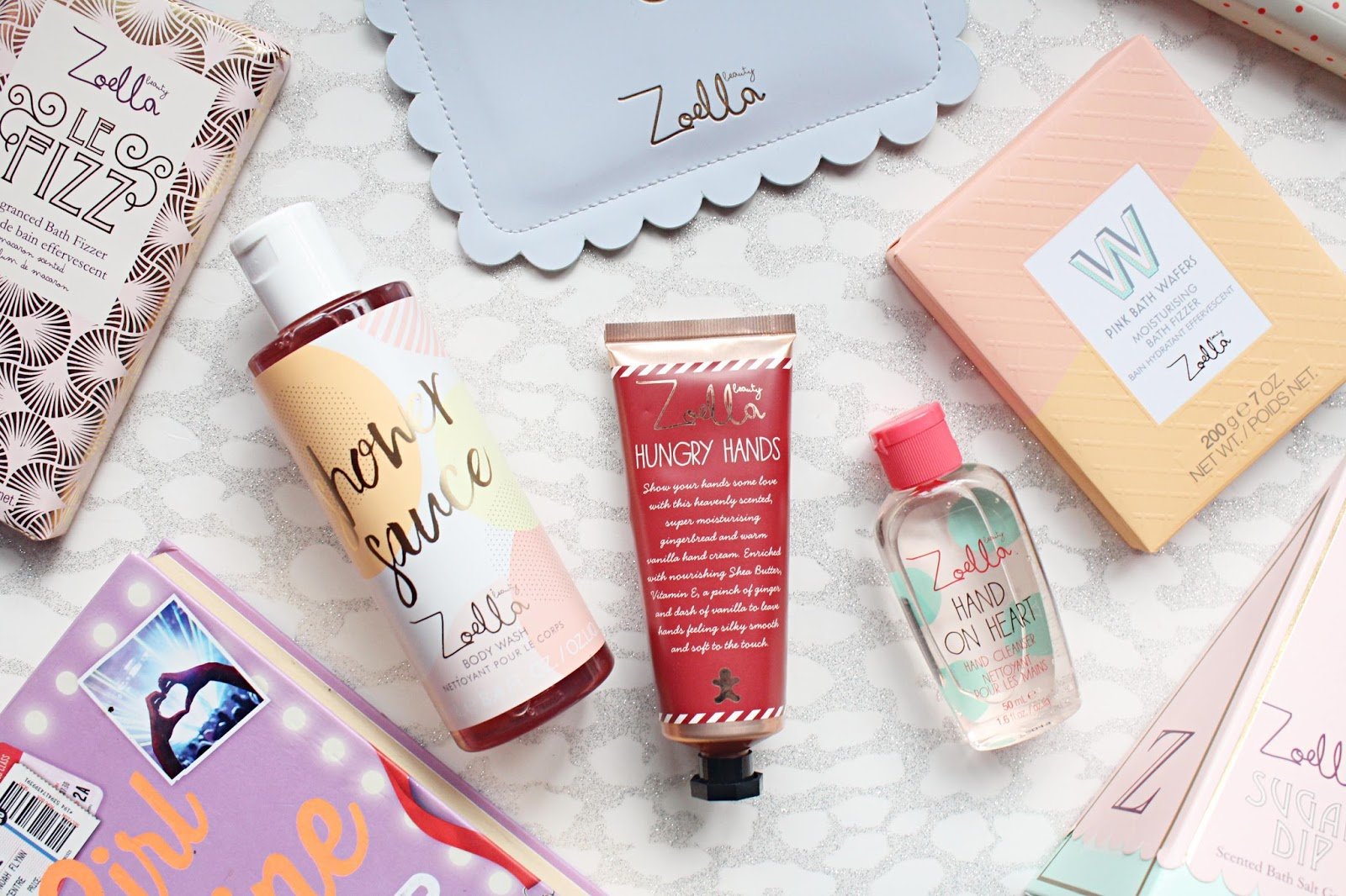 Zoella Beauty Favourites