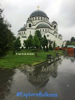San Sava Belgrado