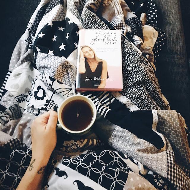 GrinseStern, Buchtipp, Booklove, Mögest du glücklich sein, Laura Malina Seiler, Persönlichkeitsentwicklung