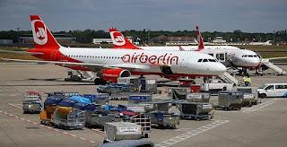 المانيا :  إخلاء إحدى صالات مطار برلين لوجود للأشتباه بوجود عبوة ناسفة !