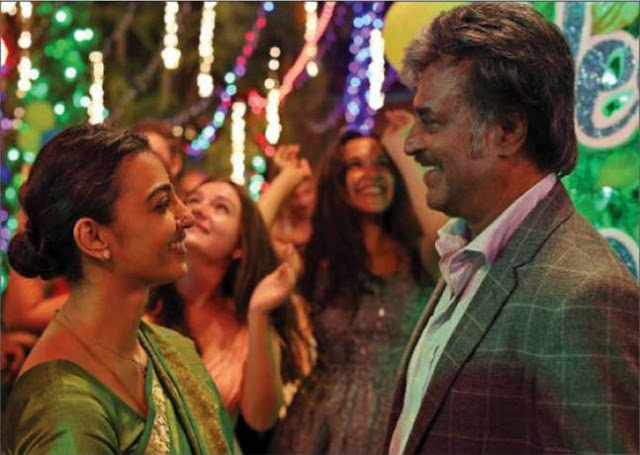 Kabali- Movie -New -Stills