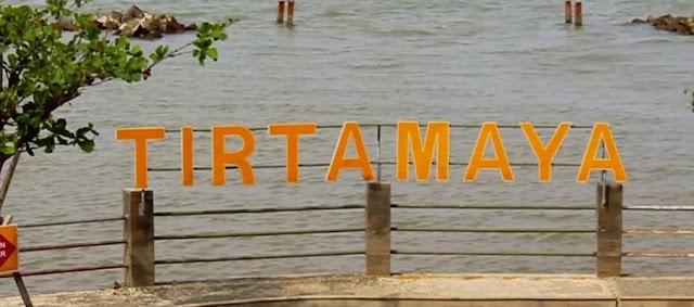 wisata pantai tirtamaya Indramayu