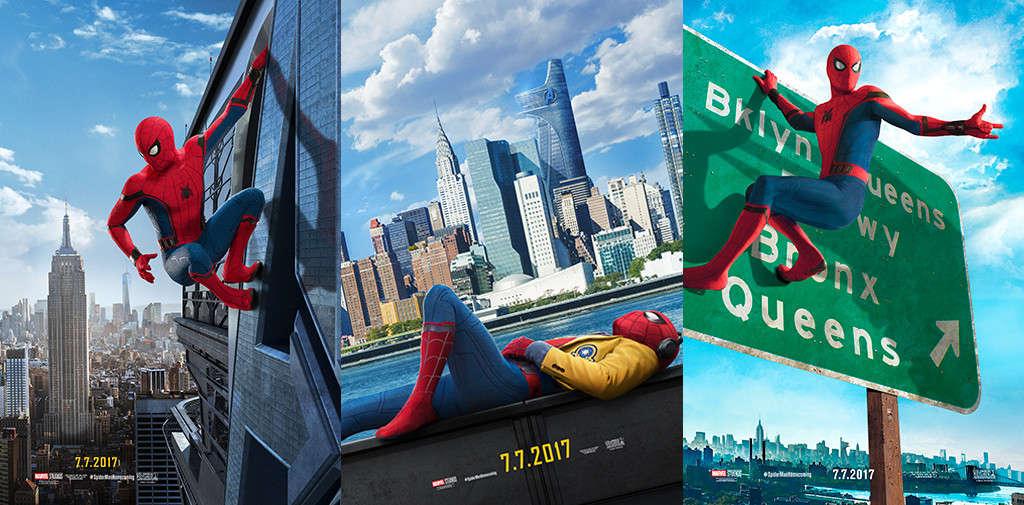 Screen Shot Spider-Man Homecoming (2017)