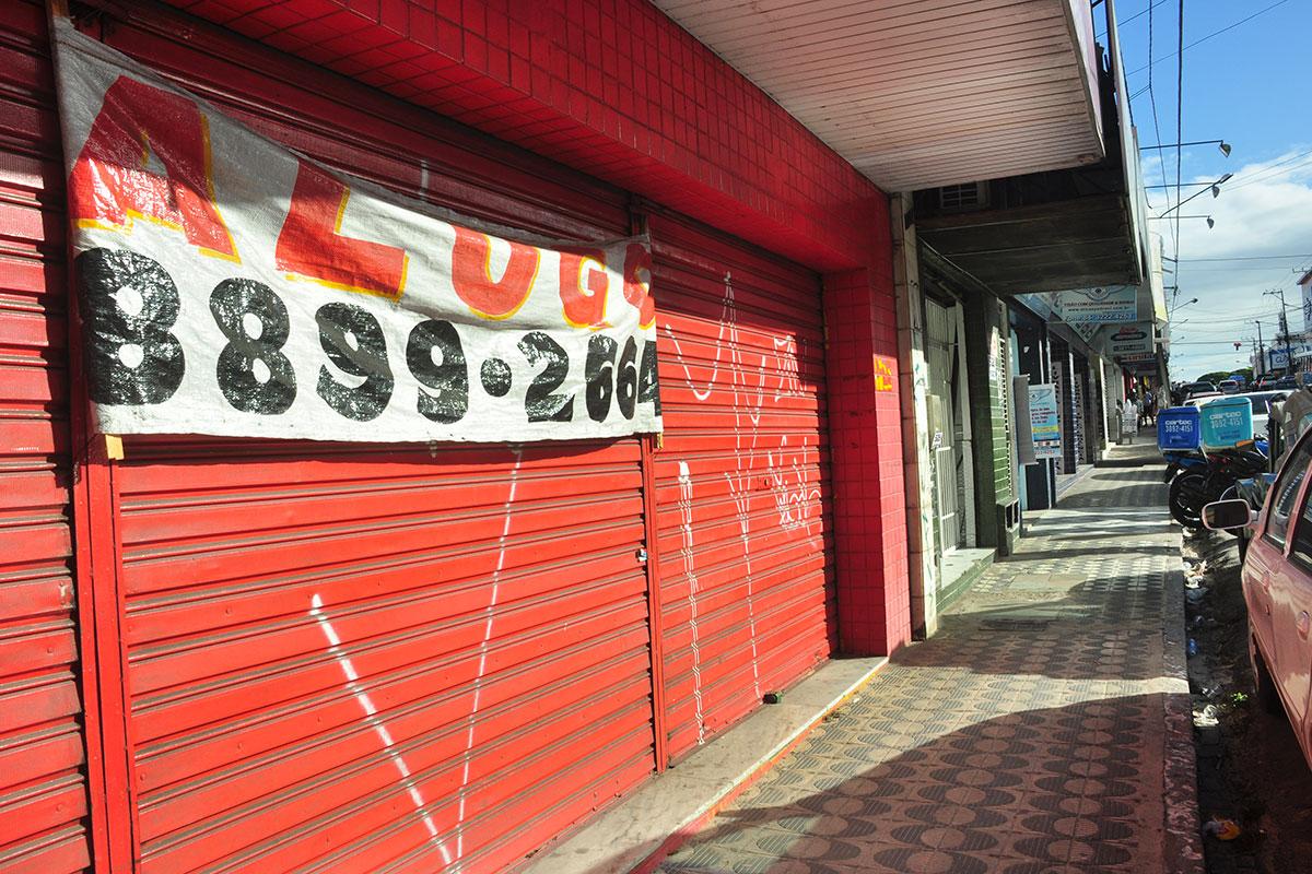 PARAÍBA  Mais de mil lojas encerraram atividades durante crise econômica e3796b9b9d