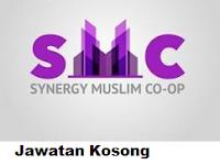 Jawatan Kosong Koperasi Muslim Sinergi Perak Berhad 31 Mac 2017
