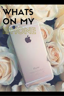 whats-on-my-iphone