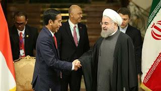 Jokowi - Ma'ruf Menang Telak di Perhitungan Sementara di Iran