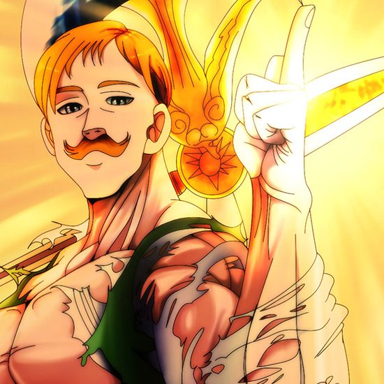 Nanatsu no Taizai - Escanor Sunshine Wallpaper Engine