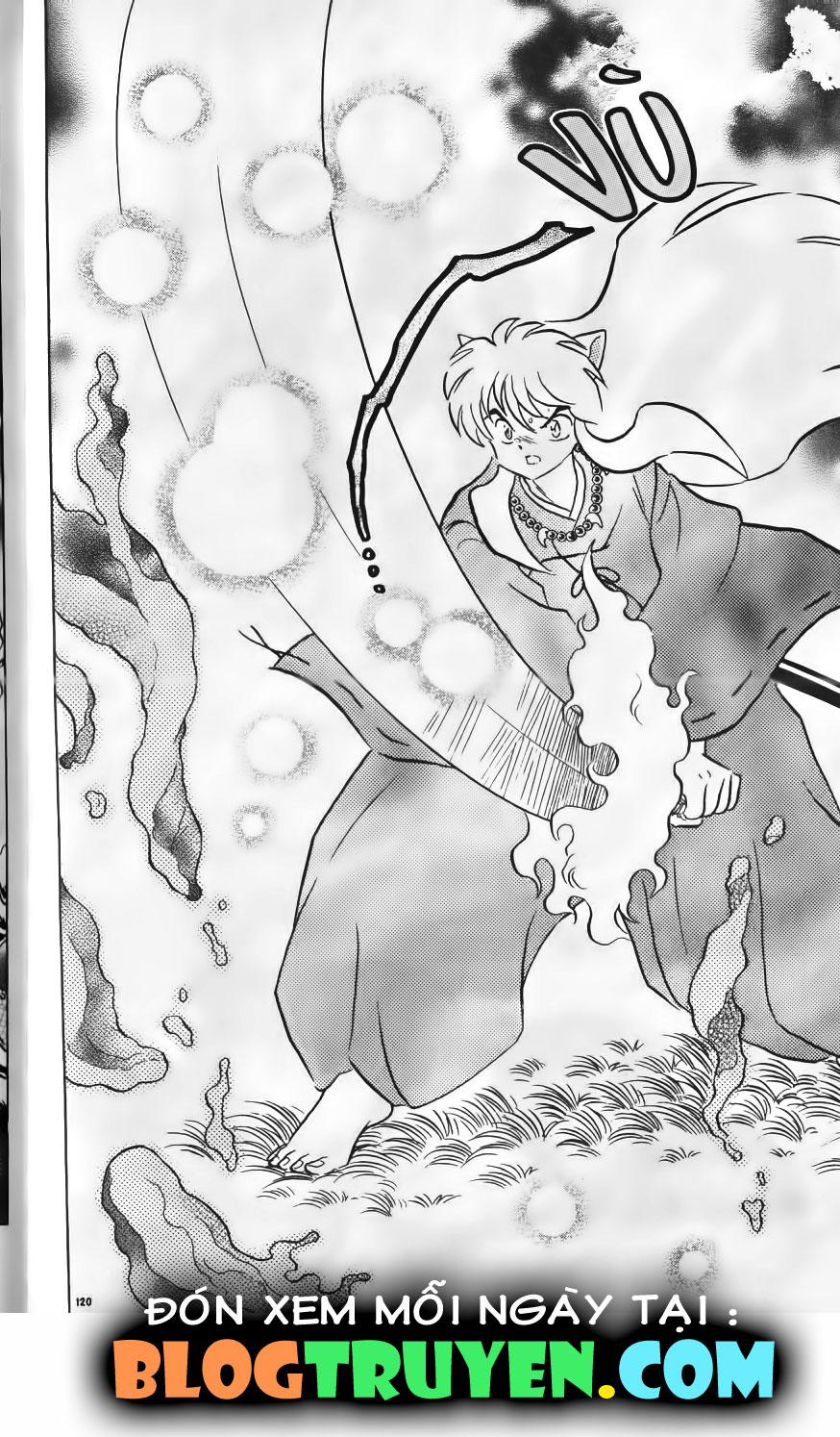 Inuyasha vol 11.7 trang 8