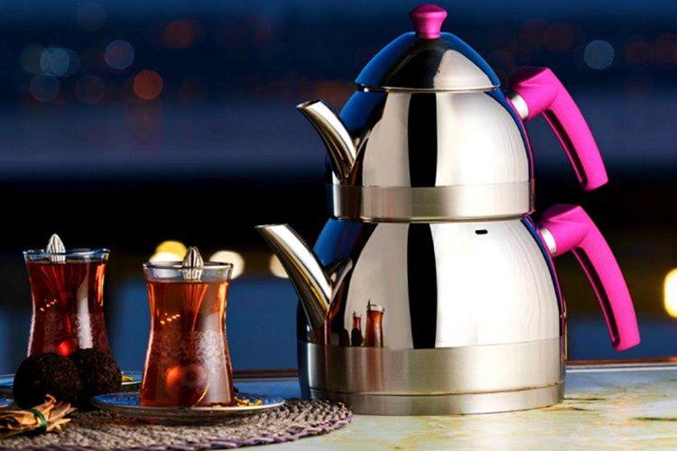 Pek çok evde çaydanlık yoktur, bunun sebebi ABD'lilerin ekseriyetle kahve içmesidir.