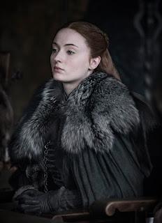 Game of Thrones, Imágenes, Octava Temporada, Juego de Tronos, Sansa Stark