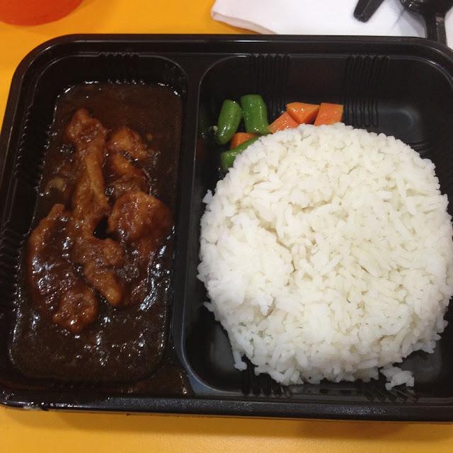 Beef stew at Chaikofi Breakfast Café