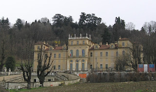 The Villa della Regina was a palace of the House of Savoy
