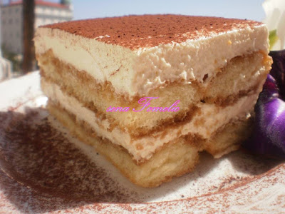 Tiramisu in two ways