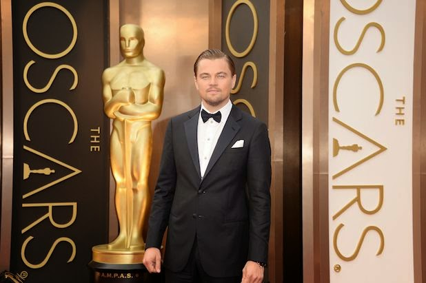 Leonardo DiCaprio failed to win the Oscars best actor award