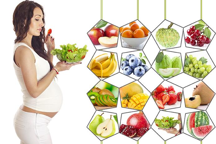 Image result for Nutrisi yang Dibutuhkan Ibu Hamil Agar Janin tetap Sehat