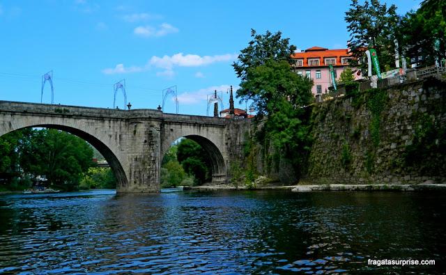 Ponte de São Gonçalo, Amarante, Portugal