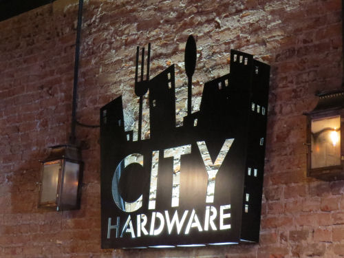 City Hardware Restaurant
