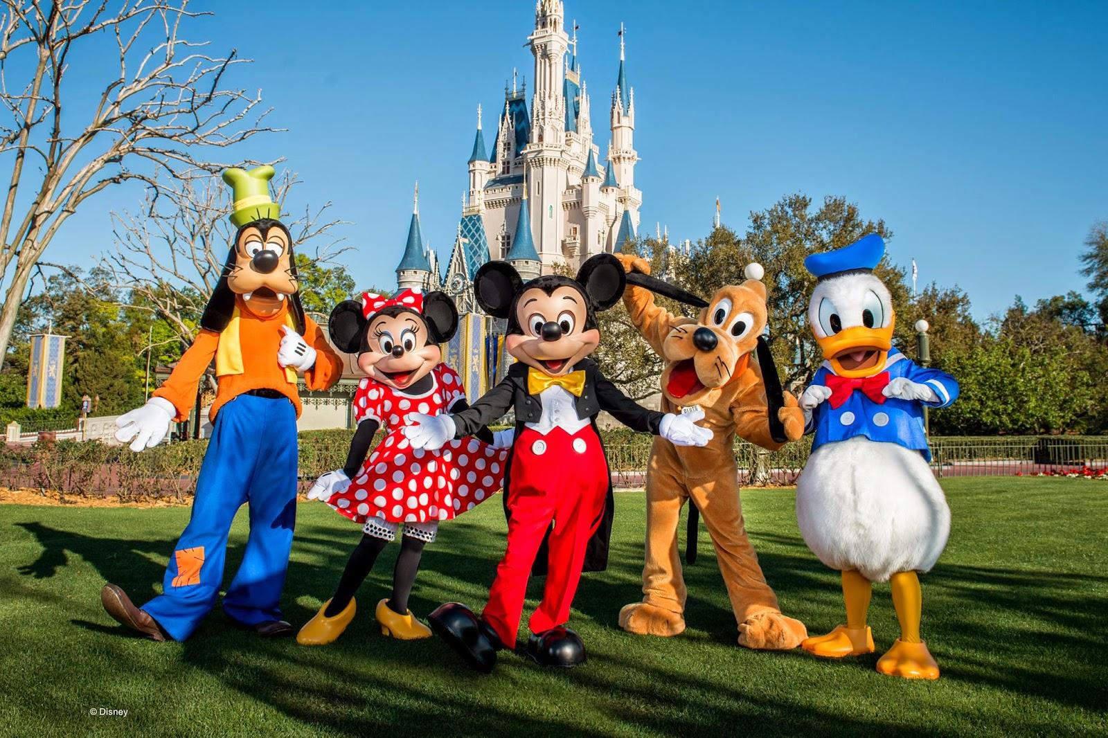 Travel Advice Disney World Florida