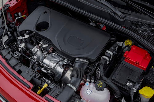 2019 Fiat 500X 1.3L Turbo Engine