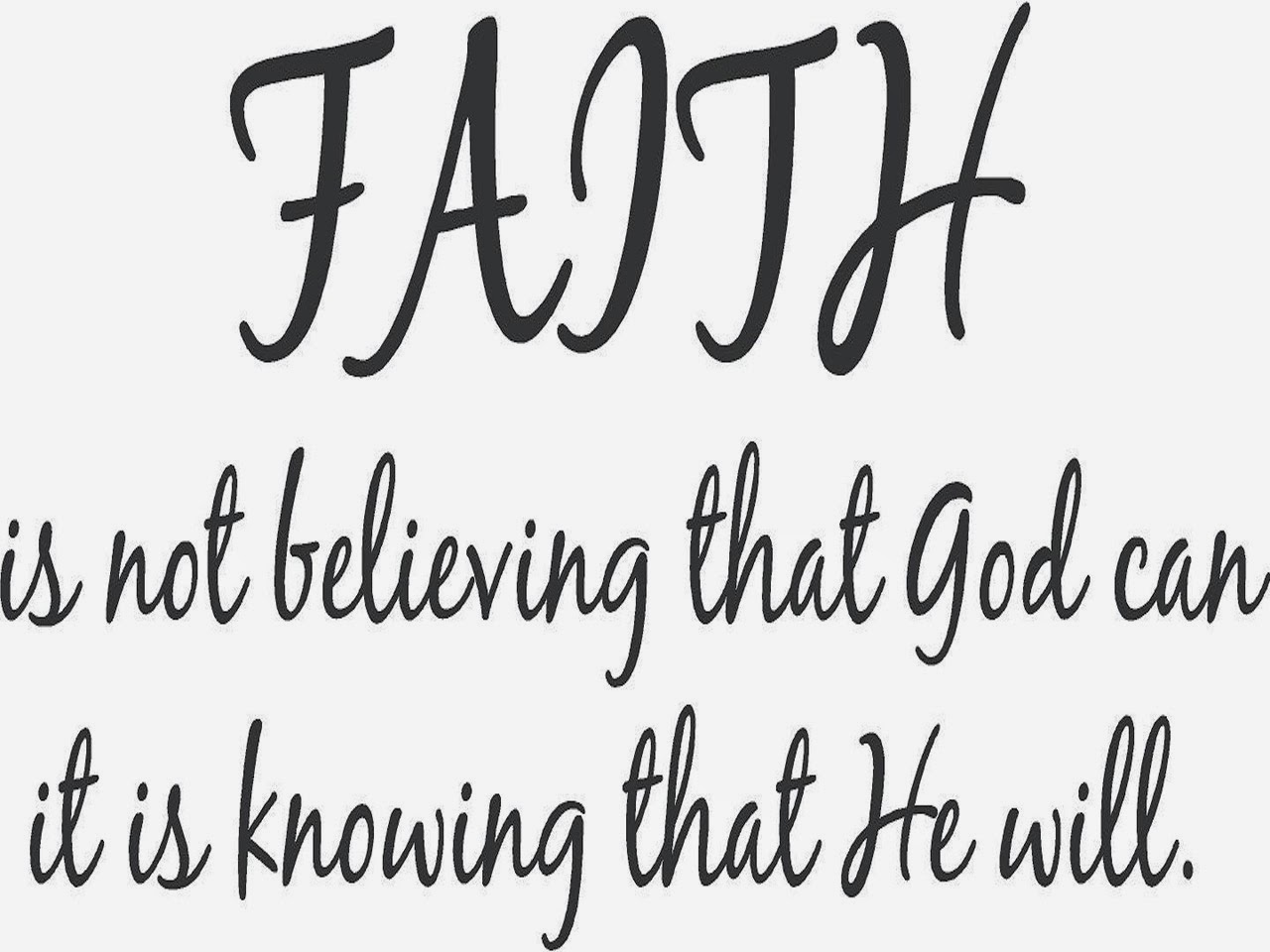 Short Inspirational Quotes Faith