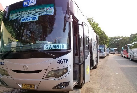 Jadwal Keberangkatan Lengkap Bus Damri Bandara Soekarno Hatta Cengkareng Tangerang Banten Di Jabodetabek {Jakarta Bogor Tangerang Bekasi} dan Sekitarnya