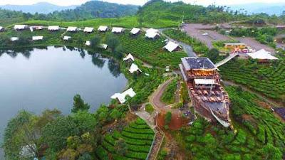 Harga Tiket Glamping Lakeside Rancabali Bandung