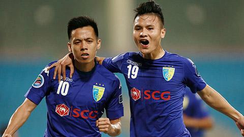 Sau vòng 8 V-League: Hà Nội FC bay cao, Nam Định tiếp tục đội sổ