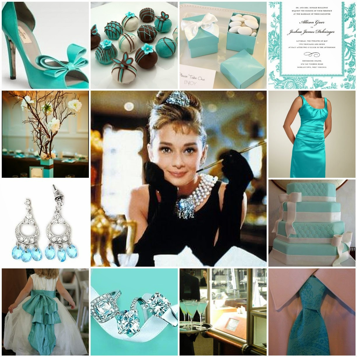 Ben noto Incanti - wedding and event creations: Matrimonio da Tiffany UH49