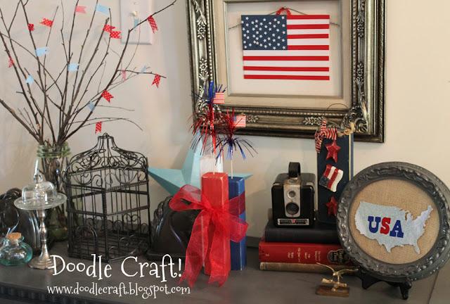 http://www.doodlecraftblog.com/2012/06/patriotic-entry-decor.html