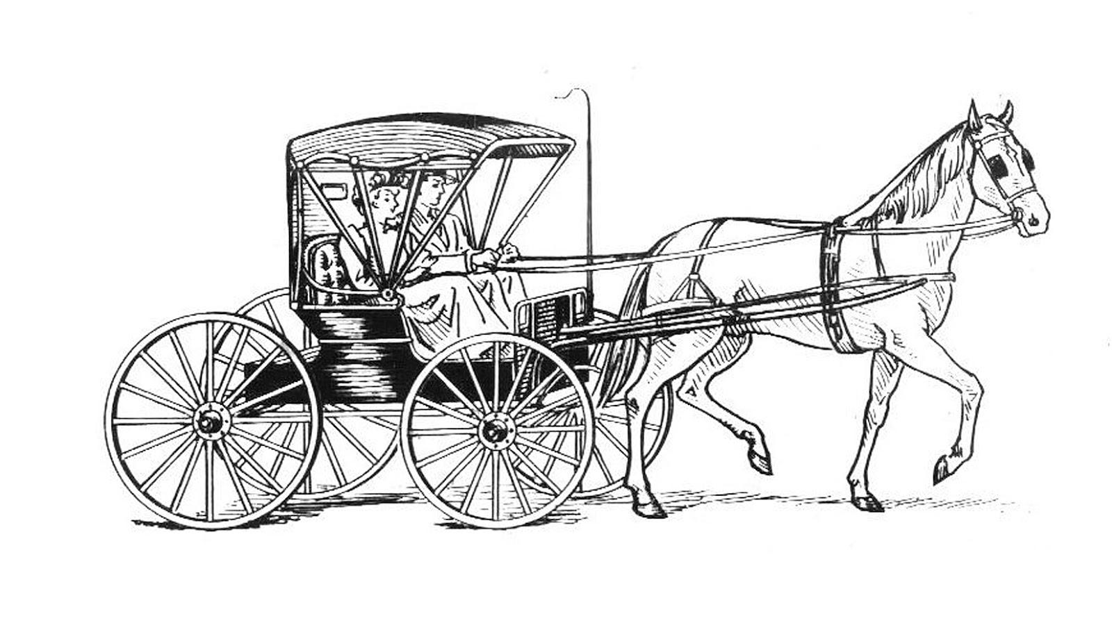 Historic Pelham: Multi-Vehicle Pileup of Horse-Drawn ...