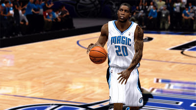 NBA 2K13 DeQuan Jones Player Update