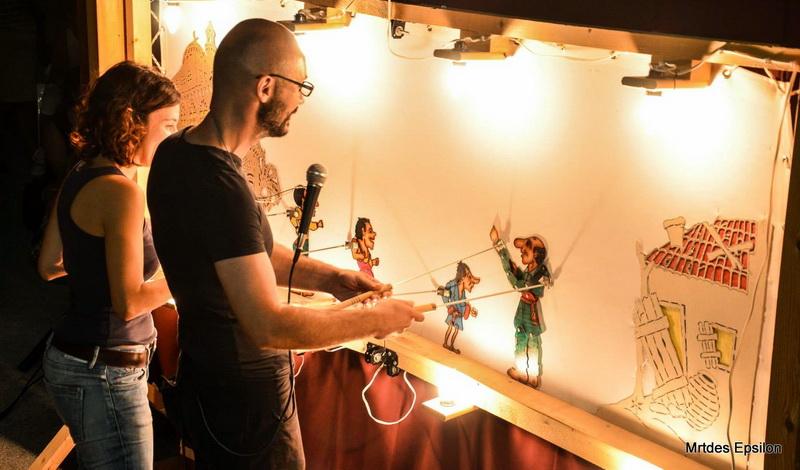 Παράσταση Καραγκιόζη το Σάββατο στο Δημοτικό Θέατρο Αλεξανδρούπολης