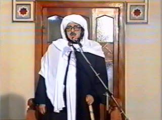 Abuya Menggantikan Ayahandanya As Sayyid Alawi Al Maliki