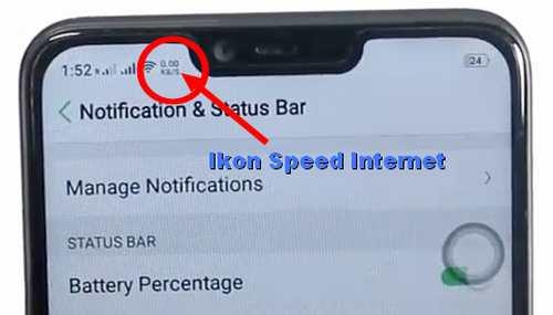 ikon status transfer data internet a3s oppo