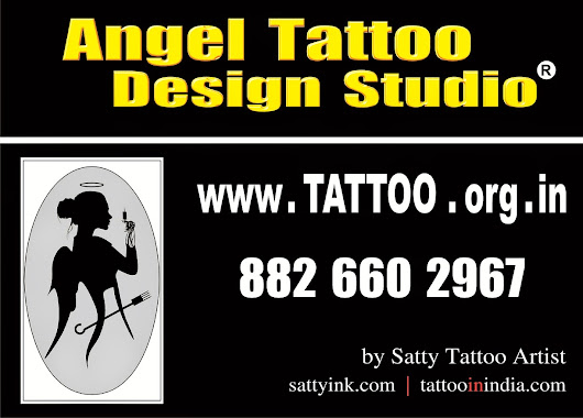 Permanent Tattoo Cost/ Price in Gurgaon and Delhi-NCR - India